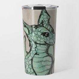 Happy Green II Travel Mug