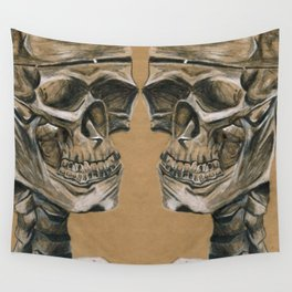 Return To Dust Wall Tapestry