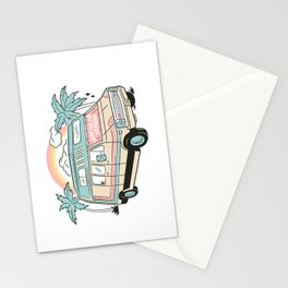 LIVIN' FOR THE WEEKEND Stationery Cards