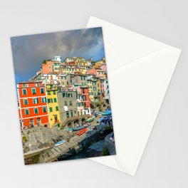 Cinque Terre, Italy (Houses on the Cliff) Stationery Cards