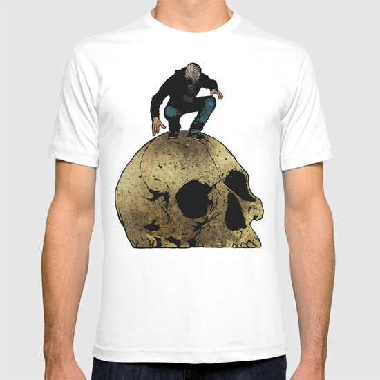 Leroy And The Giant's Giant Skull T-shirt