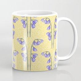 Bluebell Field Yellow Coffee Mug
