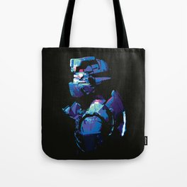 Dead Space: Splatter Isaac Tote Bag