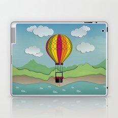 Balloon Aeronautics Sea & Sky Laptop & iPad Skin