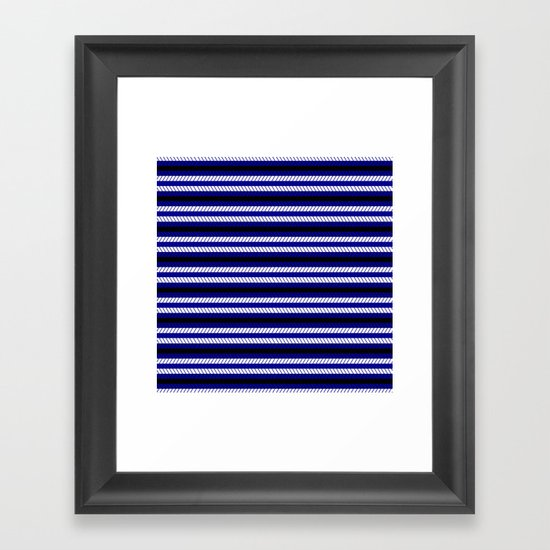 KLEIN 04 Framed Art Print