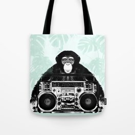 Jungle Music 02 Tote Bag
