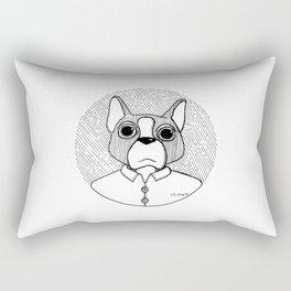 For Boston Rectangular Pillow