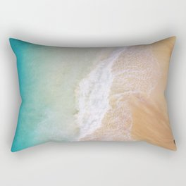 Dream Beach Rectangular Pillow