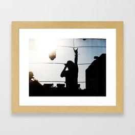 3eb Framed Art Print