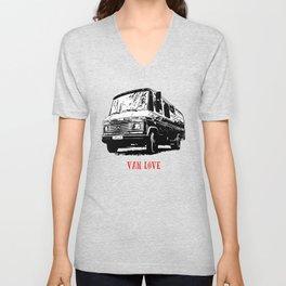 Van Love Unisex V-Neck