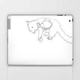 I miss my cat. Laptop & iPad Skin