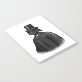 Lord Vadersworth (mono) Notebook