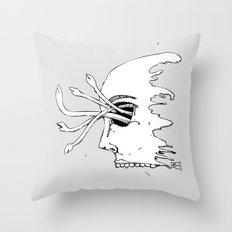 Fears Throw Pillow