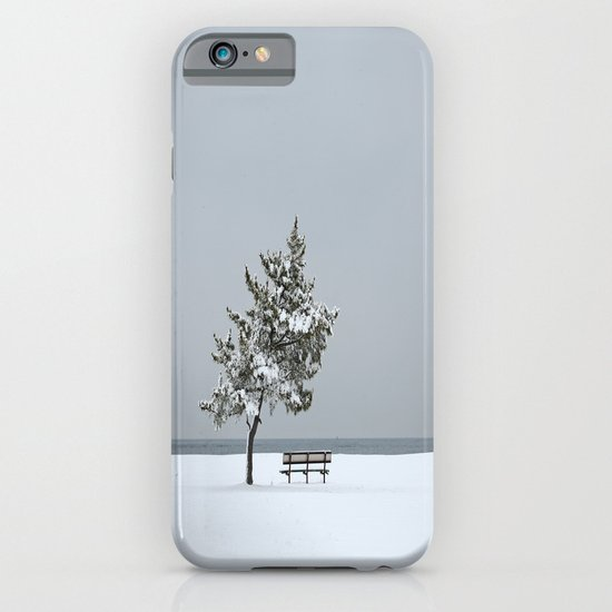 Lonesome Winter iPhone & iPod Case