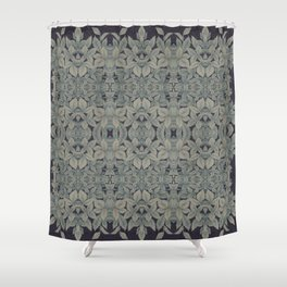Roses plant Shower Curtain
