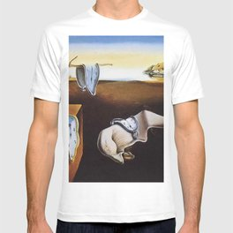 THE PERSISTENCE OF MEMORY - SALVADOR DALI T-shirt