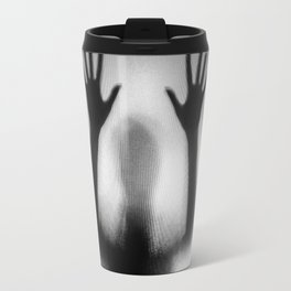 Spooky Shadow Travel Mug