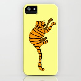tigerr iPhone Case
