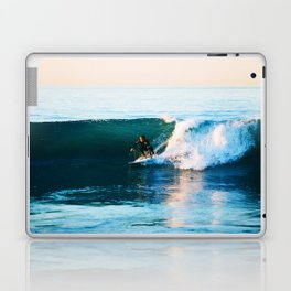 Warm Surf Laptop & iPad Skin
