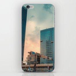 Modern vienna iPhone Skin