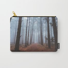 Secrets Of The Woods Carry-All Pouch