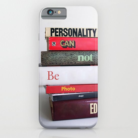 Personality iPhone & iPod Case