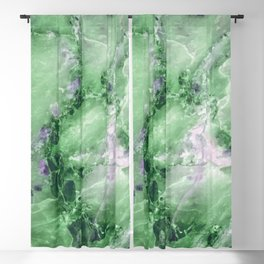 Jade Marble Blackout Curtain