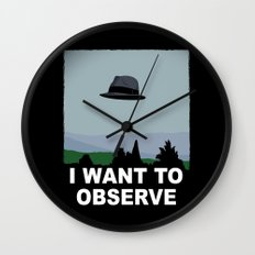 I Want to Observe Wall Clock