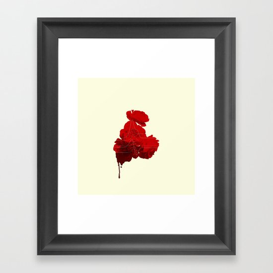 Polyrhythm Framed Art Print