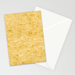 Oz Follow The Yellow Brick Wall Stationery Cards