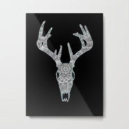 Penglog Ceirw Metal Print