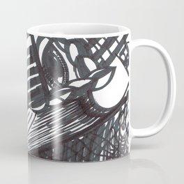 The tunnel of love. Coffee Mug
