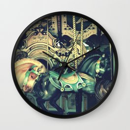 Grab the Ring Wall Clock