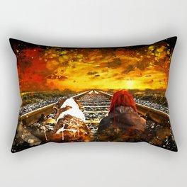 wanderlust wsstd Rectangular Pillow