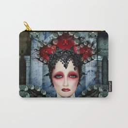 Portrait of Mina Carry-All Pouch