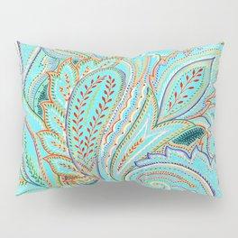 paisley, paisley Pillow Sham