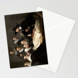 Rembrandt, The Anatomy Lesson, 1632 Stationery Cards