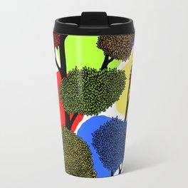 Happy tree Travel Mug