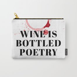 wine bar no. 3 Carry-All Pouch