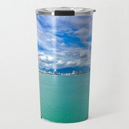 Nha Trang Bay Vietnam Travel Mug