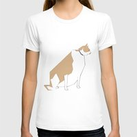 lucy T-shirts featuring Lucy by RGromek