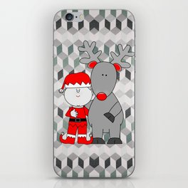 Christmas Spirit iPhone Skin
