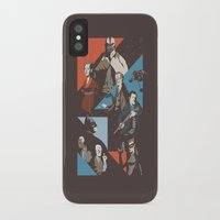 pain iPhone & iPod Cases featuring Pain by Florey