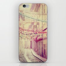 street party iPhone & iPod Skin