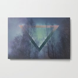 Pagan mornings Metal Print