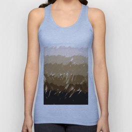 Shades of Sepia Unisex Tank Top