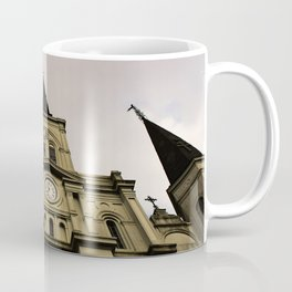 St. Louis Cathedral New Orleans Coffee Mug