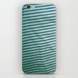 stripe iPhone Skin