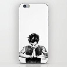 Praying iPhone & iPod Skin