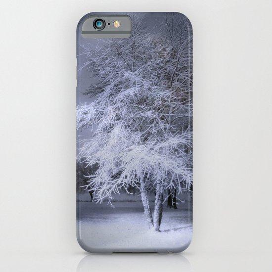 Thursday Winter's Night iPhone & iPod Case